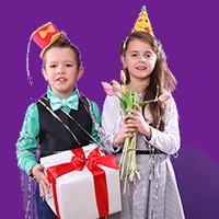 Квест-перформенс на детский День рождения от 7 до 12 лет