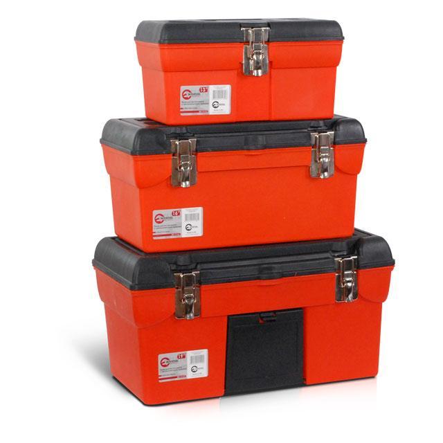 Ящики, органайзери і сумки для інструментів