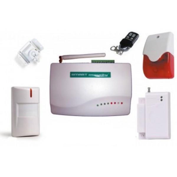 GSM сигнализации TESLA SECURITY 433 MHZ
