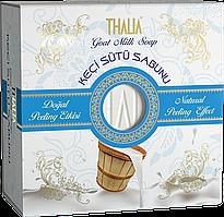 Натуральное мыло пилинг из козьего молока 150 г THALIA