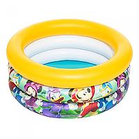 Надувной детский бассейн Клуб Микки Мауса BestWay 91018