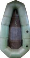 Лодка надувная резиновая Лисичанка 1 местная