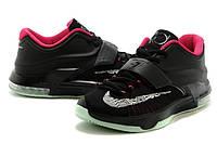 Баскетбольные кроссовки Nike KD7 Nero Yeezy , фото 1