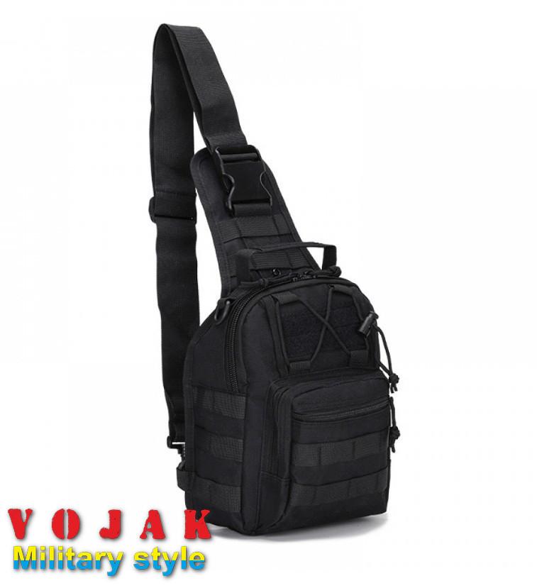 22c7ed7ab Сумка тактическая плечевая EDC Black (под пистолет) : продажа, цена ...