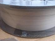 Проволока светлая нерж АISI 304 (04X18H10) 0,70 мм, фото 2