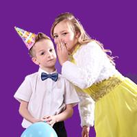 Квест-перформенс на детский День рождения от 5 до 7 лет на ВДНГ