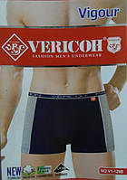 Мужские трусы боксеры Vericoh (XL-4XL) V1-129В