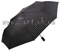 Мужской зонт Три Слона Полоска , купол 116 см ( полный автомат) , арт.901-1