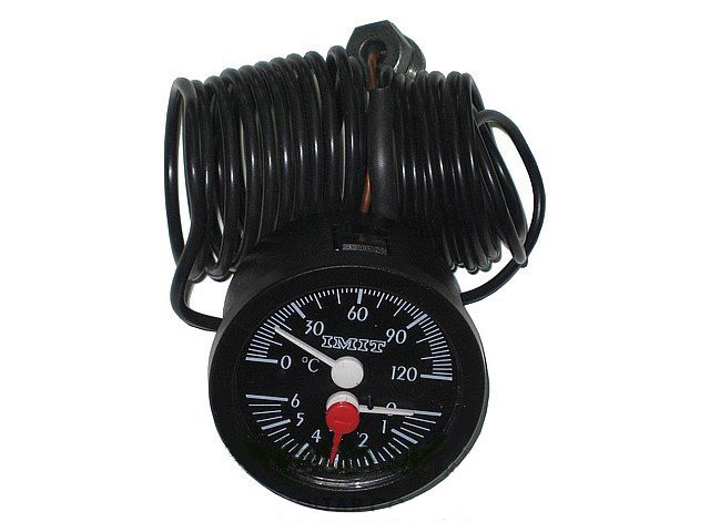 Viadrus термоманометр