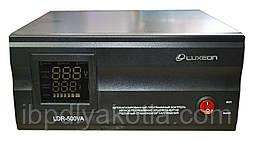Стабилизатор напряжения Luxeon LDR-500VA (350Вт)