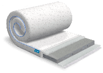 Топпер-футон Air Comfort 3+1 Lite, коллекции SleepRoll, ТМ Usleep