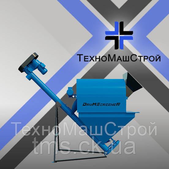 Шнековый транспортёр КСШ-400