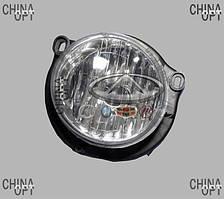 Противотуманка передняя левая, Great Wall Safe [F1], 4116010-F00, Aftermarket