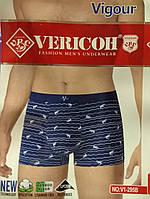 Мужские трусы боксеры Vericoh (XL-4XL) V1-295B