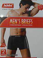 Мужские трусы боксеры Jujube (уп.24 шт)  K308