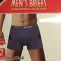 Мужские трусы боксеры Jujube (уп.24 шт)  K346