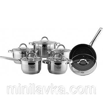 Набор посуды Krauff 26-242-003 12 предметов