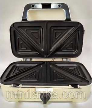 Сэндвич-тостер MPM MOP-33M 3 в 1