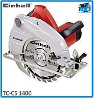 Пила циркулярная Einhell TC-CS 1400