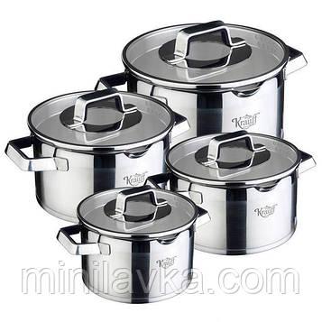 Набор посуды Krauff 26-202-011 8 предметов