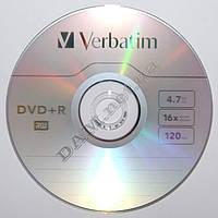 DVDr verbatim