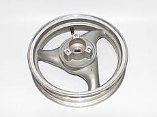 Диск задній 12'' х 2,50 - GRAND PRIX, диск. торм. 18 шліц. (чорн, металік)