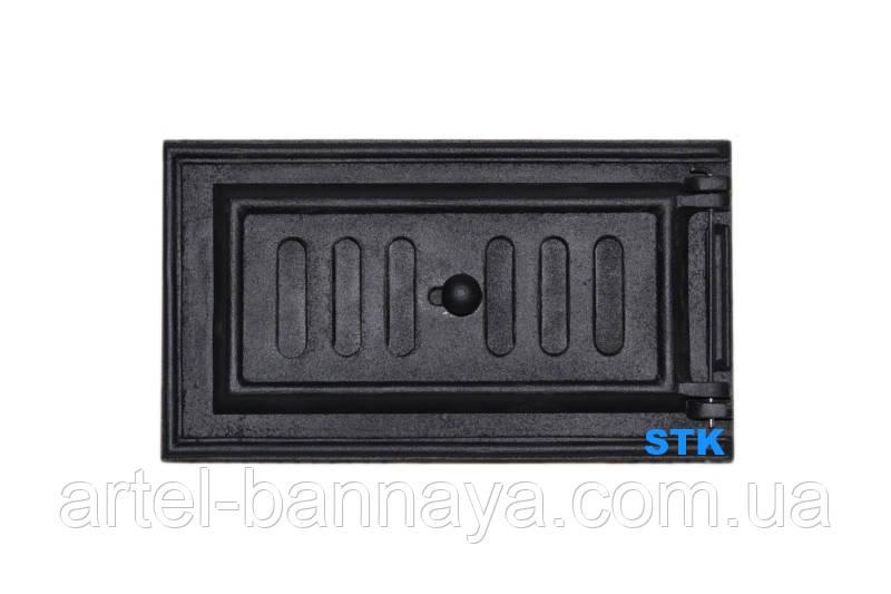 Зольная  дверца stk 432