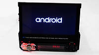 Автомагнитола Выездная панель  1DIN 9901 Android DVD GPS
