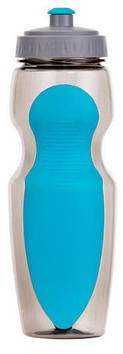 Спортивная бутылка для воды MPM SMILE SBP-3 blue - голубая