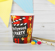 """СТАКАН """"НOLLYWOOD PARTY"""""""