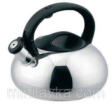 Чайник со свистком Bohmann BH 9975 — 3 л