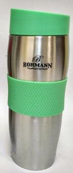 Термокружка Bohmann BH 4456 green - 0.38л (зеленая)