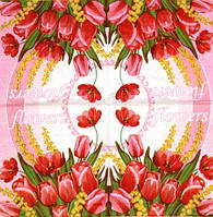 Салфетки для декупажа Тюльпаны 87