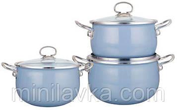 Набор эмалированной посуды Krauff 26-224-023 - 6 пр