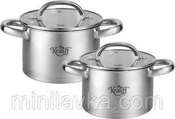 Набор кастрюль Krauff Mastery 26-242-013 - 4пр