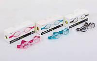 Очки для плавания детские Speedo Mariner Junior 8700740: поликарбонат, TPR, силикон (от 6 до 14 лет)