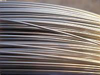 Нержавеющая проволока AISI 304 0,8 мм мягкая для сеток