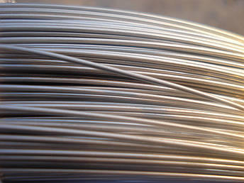 Нержавеющая проволока AISI 304 0,8 мм мягкая для сеток, фото 2