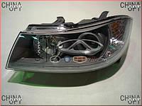 Фара передняя левая, Lifan 620 [Solano], B4121100C1, Original parts