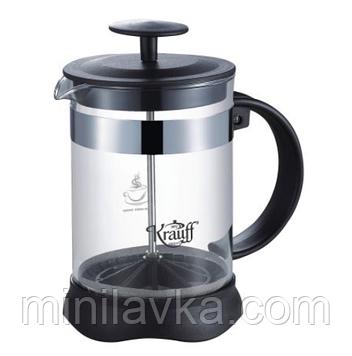 Френч-прес Krauff 26-177-035 1000 мл. заварник для чая и кофе