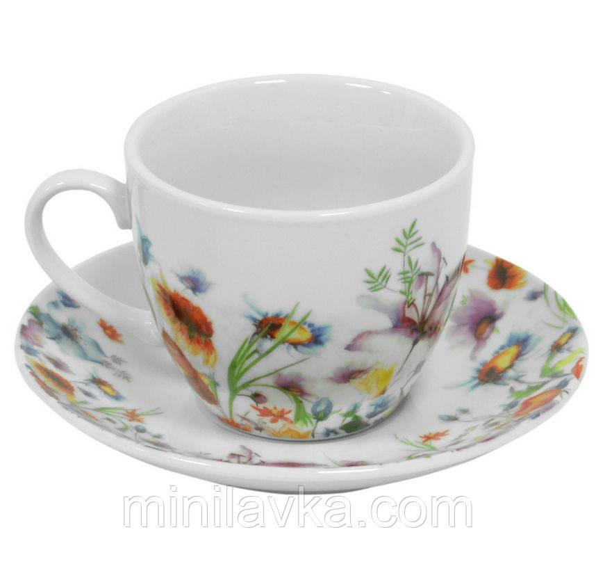 """Набор чайный Keramia 24-198-079 """"Полевые Цветы"""""""