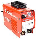 Инверторный сварочный аппарат Atlas welding AW-300 (дисплей), фото 3