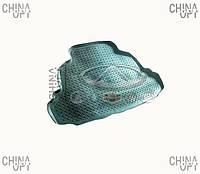 Коврик багажника, резино-пластик, BYD F3 [1.6, до 2010г.], CRBF3S, MEGA LOCKER