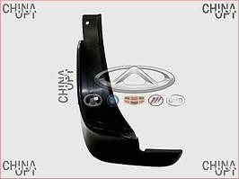 Брызговик передний левый, BYD F3 [1.6, до 2010г.], 10232144-00, Aftermarket