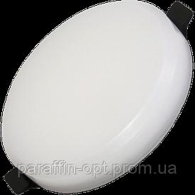 Світильник світлодіодний 8W 4500K (круглий)