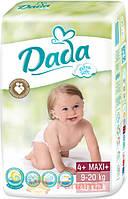"""Подгузники """"Extra Soft"""" 4+ Maxi+ (9-20 кг, 48 шт) - Dada"""
