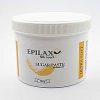 Ультра мягкая паста для шугаринга ТМ Epilax silk touch 700 гр
