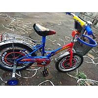 Велосипед двухколёсный Mustang Тачки 18 д