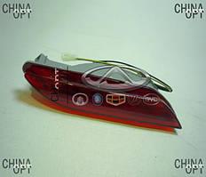 Противотуманка задняя правая, седан, BYD F3 [ до 2012г.,1.5], BYDF3-4116400, Aftermarket
