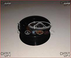 Ролик генератора, натяжной, без натяжителя, 481*, 484H, ACTECO, Chery M11, A11-8111200CAK1, Caffaro
